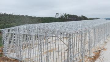 Tecnologia steel frame: a economia certa para a sua construção